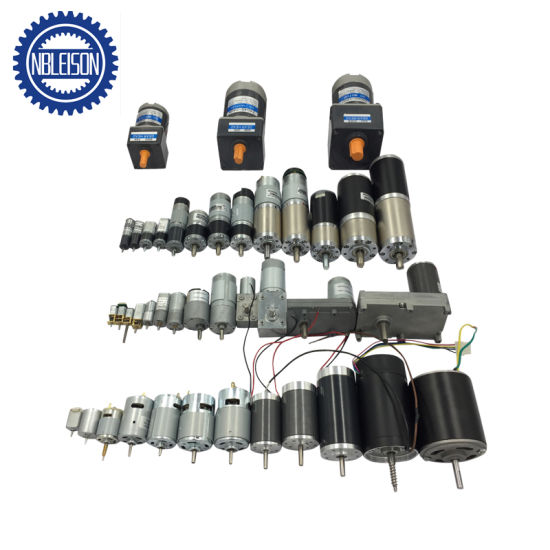 57mm 12V Integrated Brushless DC Motor (57BID-12) pictures & photos