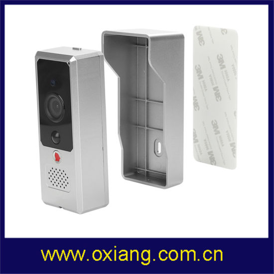 Home Security WiFi Video Doorbell with Remote Wake-up PIR Alarm Wireless Video Door Phone WiFi