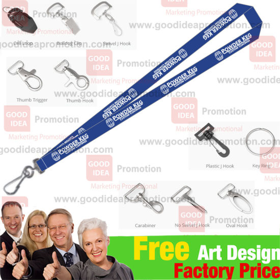 Professional ID Card Holder Strap Factory pictures & photos