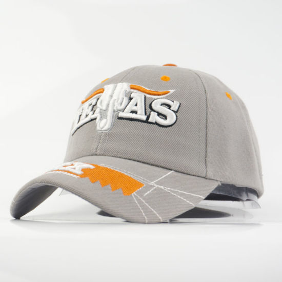 09978d86 High Quality Acrylic Sports Hats Custom Your Own Design Cap with Embroidery