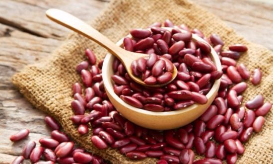 China Food Organic Agricultural Products Dark Red Kidney Beans