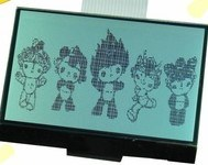 Stn LCD Screen 10X4 Character LCD Display with Pin Connection pictures & photos