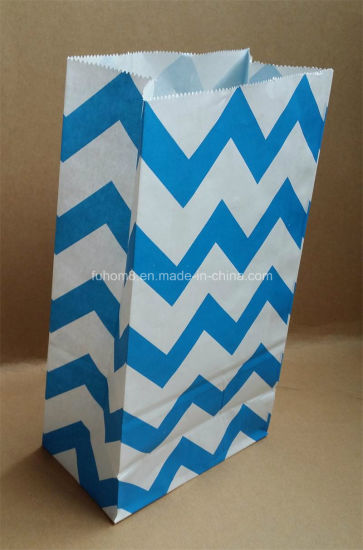 Food Taking Awy Packing Paper Bag Cleanliness Bag Gift Paper Bag pictures & photos