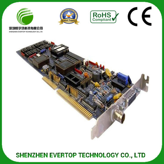 Immersion Gold Multilayer PCB Printed Circuit Board with SMT and DIP