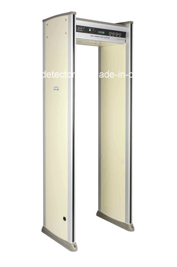 18 Zones Door Frame Walk Through Metal Detector Gate pictures & photos