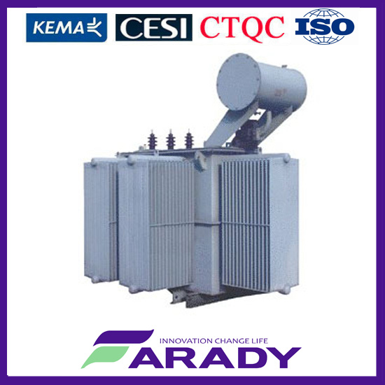 CRGO Inverter Oil Power 25kv Distribution Transformer From China