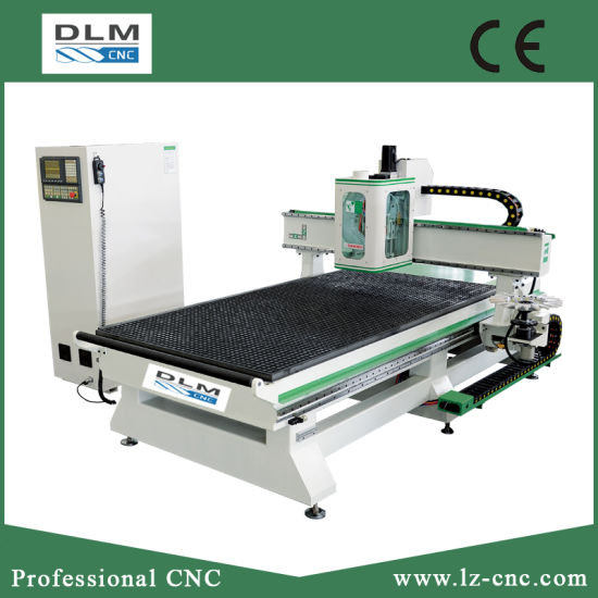 CNC Woodworking Engraver and Cutter Machine