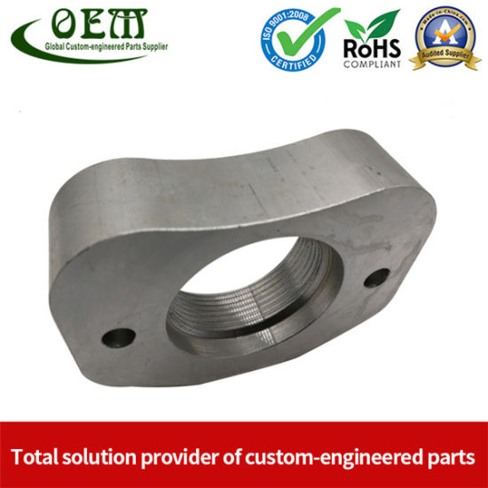 Stainless Steel CNC Milling Parts