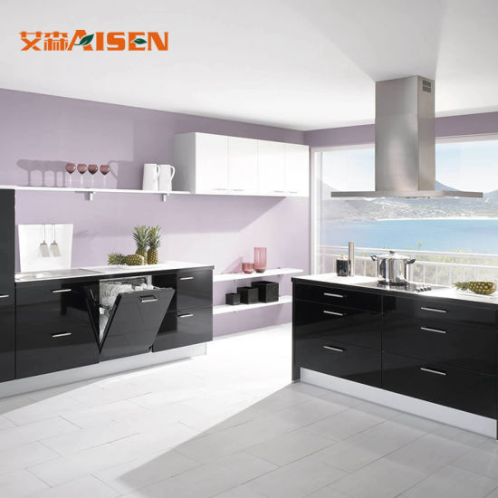 New Arrival Modern Kitchen Set Montessori Material Free Used Kitchen  Cabinets