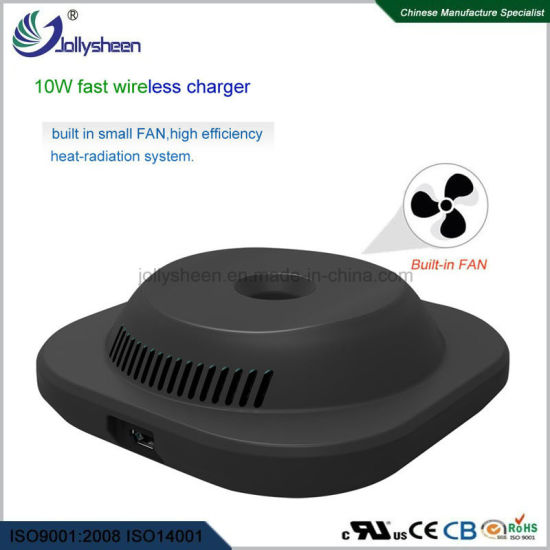 China Wholesales Wireless Fast Charger, for Samsung Wireless