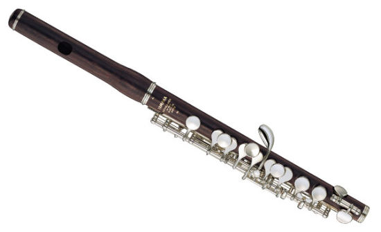 New Style Sythetic Wooden Piccolo Flute pictures & photos
