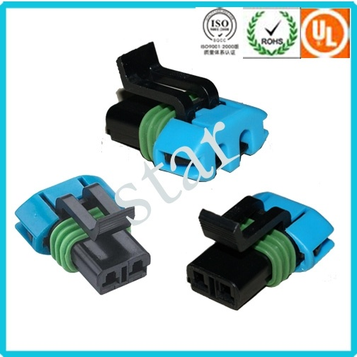 Automotive Light Wire Connector Delphi 3 Pin Plug Adapter DJ7039y-1.5-21 pictures & photos