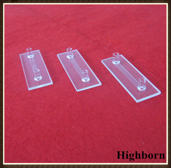 Transparent Customized Quartz Glass Cuvette Cell Per Drawing pictures & photos