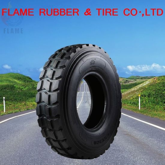 Truck and Bus Tire All Steel Radial Tyre 265/70r19.5 pictures & photos