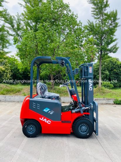 JAC Electric Forklift / Cpd16j / Lithium Battery Forklift