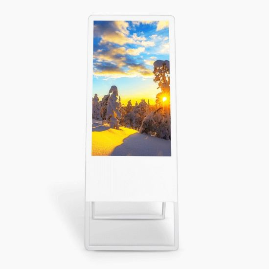 Wholesale Factory Direct Supply Intelligent Advertising Display Kiosk WiFi Bt Win10 Floor Standing Totem Android Network Touch Screen LCD Digital Signage
