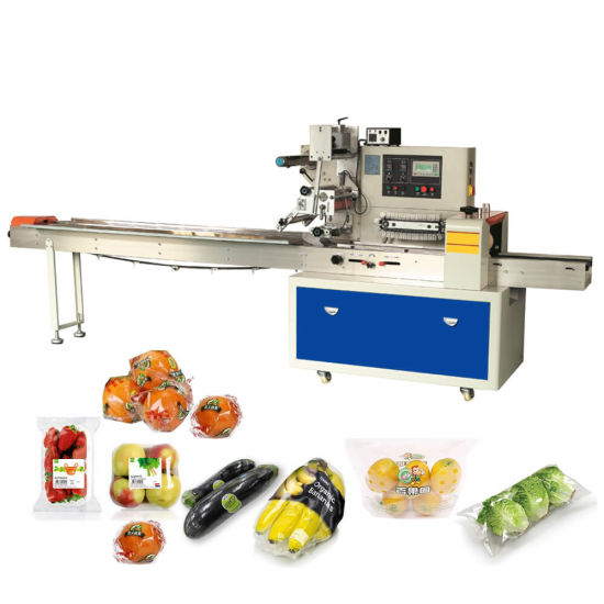 High Quality Hot Sale China Manufacturing Level Chocolate Packaging Machine Pillow Food Packaging Machine