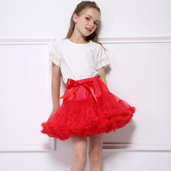 Tutu Skirt Girl Princess Skirt Children Dress Baby Clothes