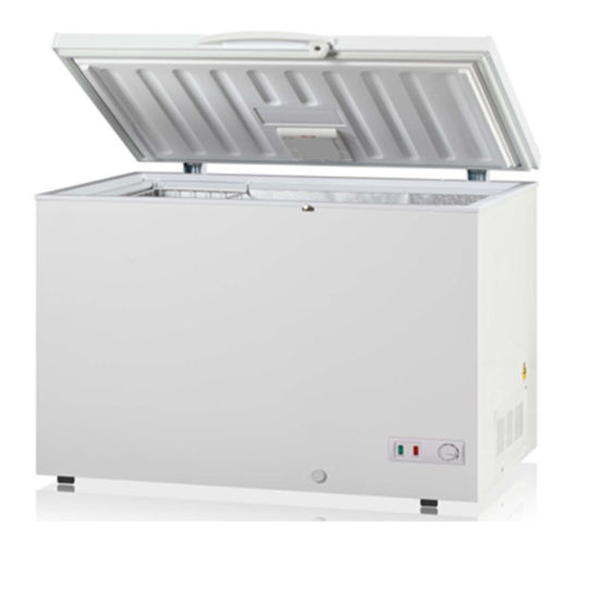 300L Low Temperature Large Capacity Chest Freezer with Solid Door