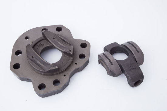 Machining Accessory Agriculture Precision Iron Casting Parts with Hole