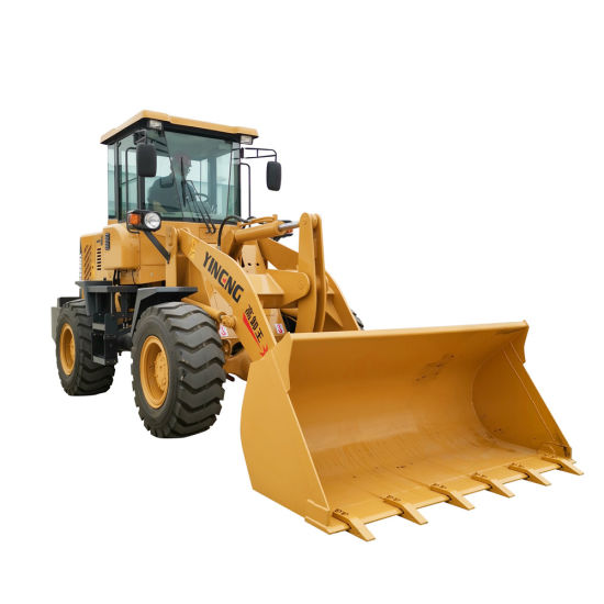 Chinese Mini Wheel Loader 2ton Price Front End Loader Tractor
