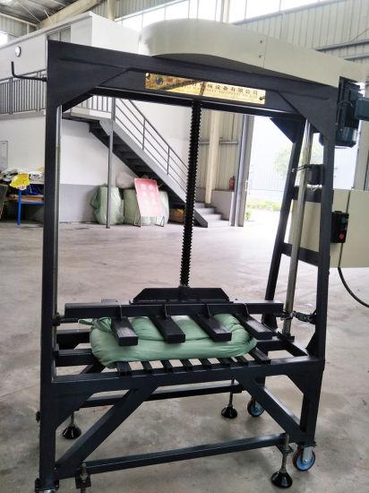 Packaging Machine Woven Bag Packer Woven Bag Baler Vertical Baler Packing Machine Baling Machine
