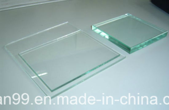 Customized China Clear Sheet Glass Cut Size For Picture Frame