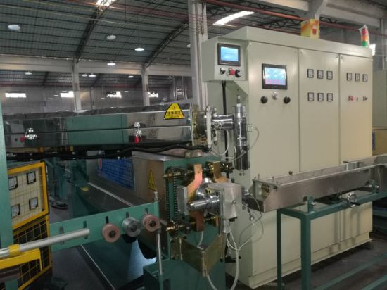 High Performance Wire and Cable Extruding/Extrusion Making Machine
