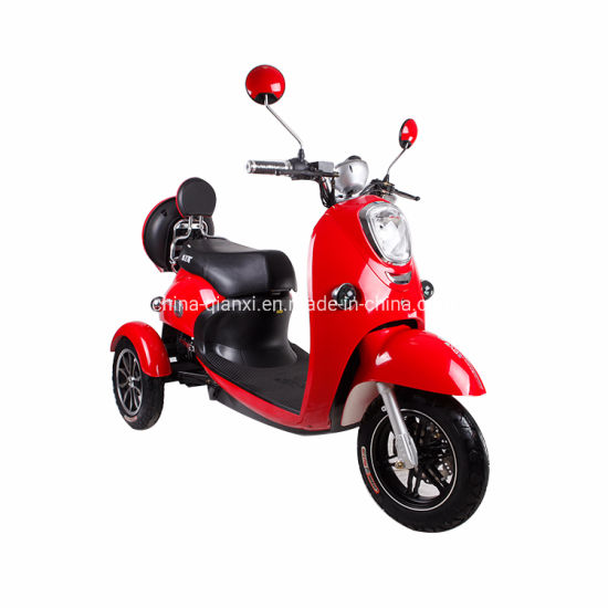 2019 High-Quality Electric Tricycles Mobility Scooter for Disabled People