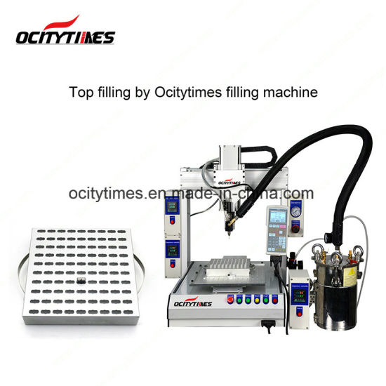 Ocitytimes F1 Cbd Oil Filling Machine for Pod