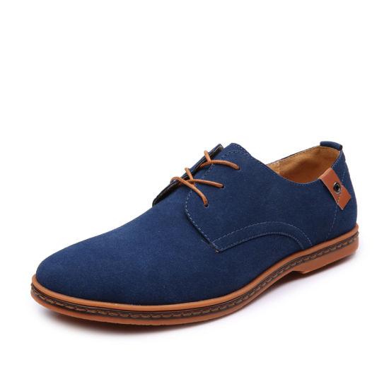 Seven Colors Suede Casule Man Shoes