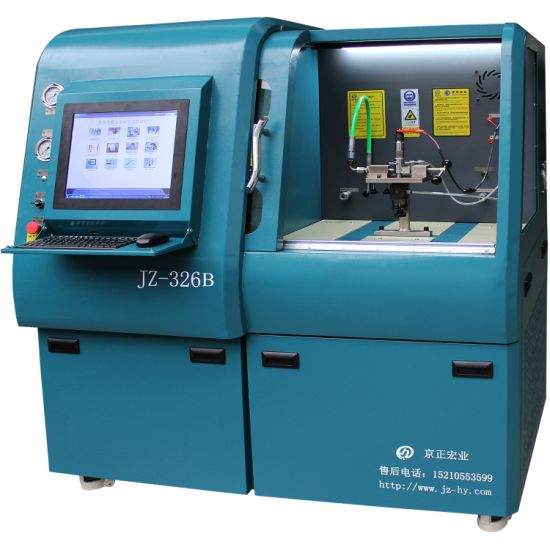 Diesel MID-Pressure Common Rail Test Bench with Coding System