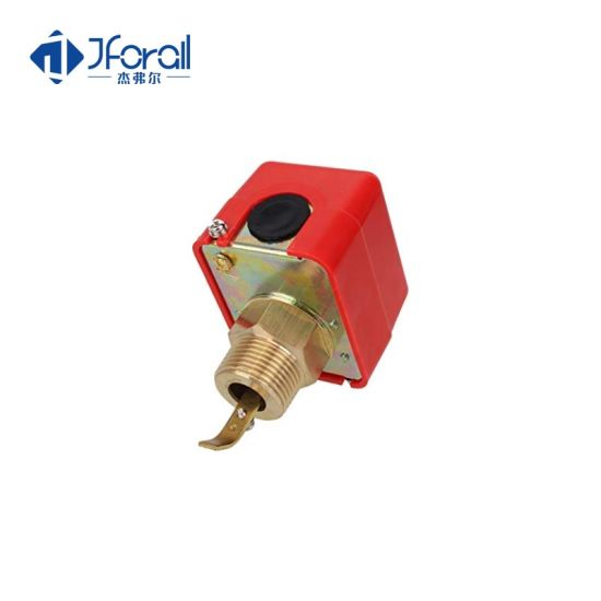 Jfa400 Adjustable Screw Spdt Paddle Flow Switch HVAC Air Flow Switch