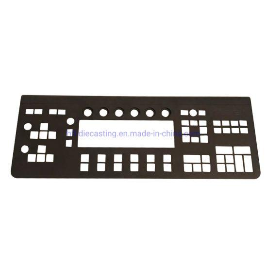 The Custom Computer Laptop Aluminum Casting Zinc Alloy High Pressure Die Casting Keyboard