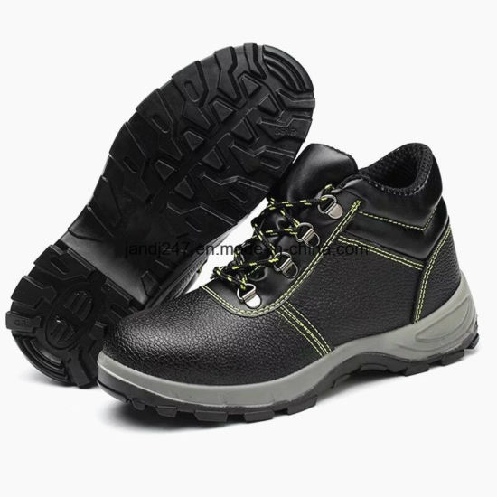 Industry Safety Shoes with Steel Toe and Steel Sole Light Weight