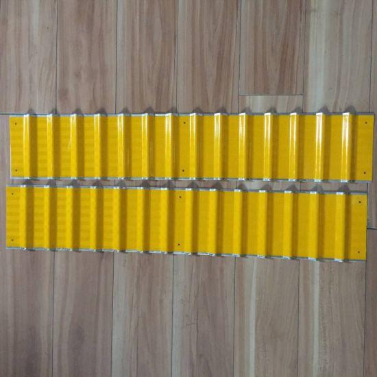 "3/"" x 8/"" White Reflective Delineator Marker 3M Reflective"