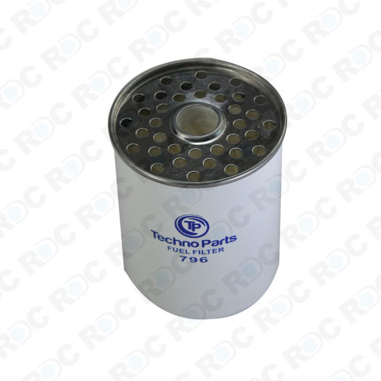 China Fuel Filter for Perkins OEM Number 7111-796 - China