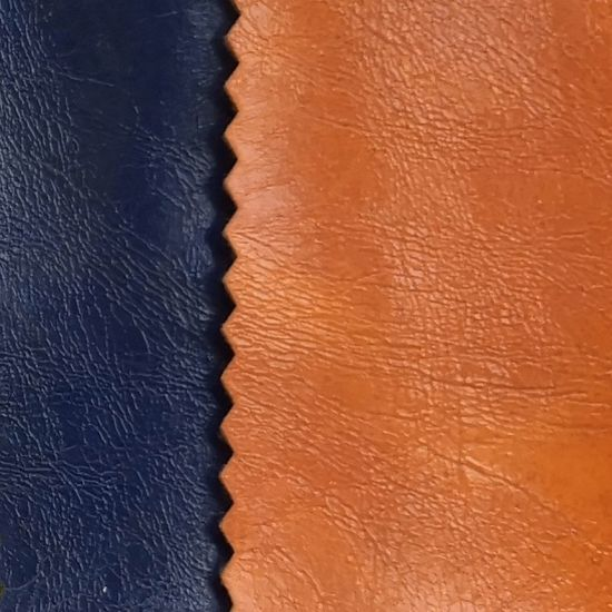 PVC Burnished Leather Fabric for Sofa&Chairs pictures & photos