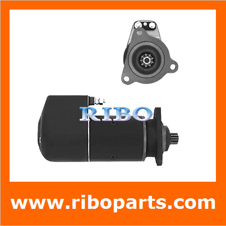Chinese Factory High Quality 24V 4kw Engine Auto Starter Motor (0001416002) for Mercedes Benz Starter Motor