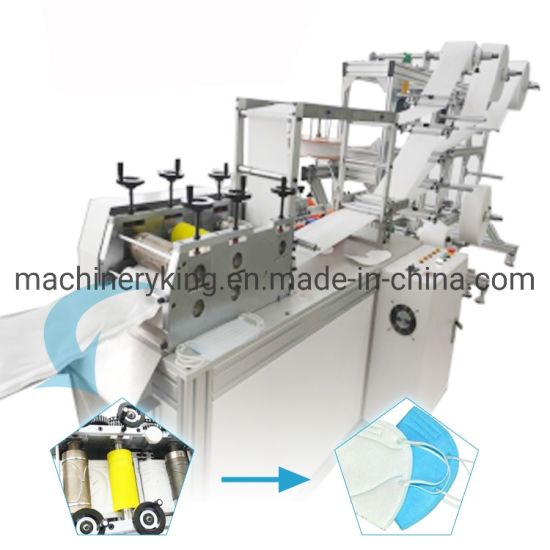 Wholesale Body Making Machine Suitable for The Production of KN95 Face Masks