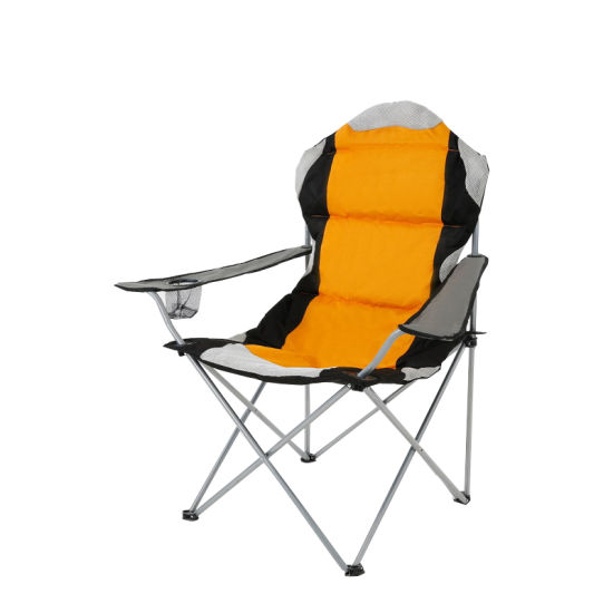 Easy-Carrying Multi-Color Cheap Outdoor Beach Picnic Folding Armrest Camping Chair
