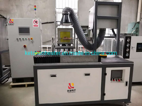 Air-Cooled Induction Heater for Metal Heating Brazing Welding Hardening Tempering