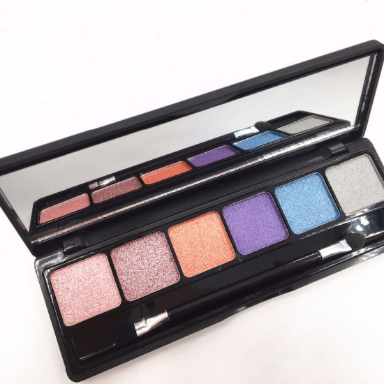 Cosmetic-Makeup-Makeup Palette-Private Label Cosmetics-Eyeshadow Palette
