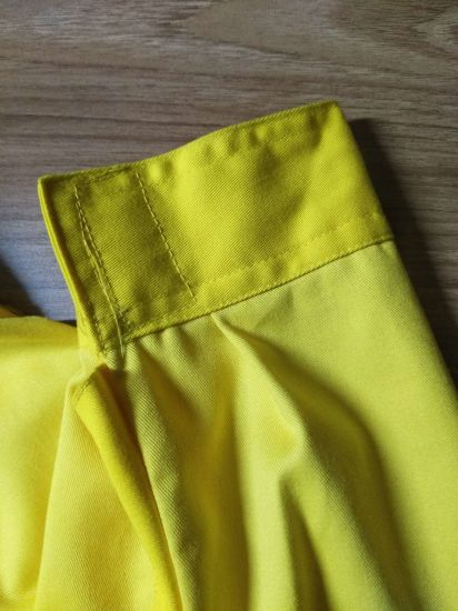 Flame Retardant Anti-Static Twill Fabric Workwear Applied in Metallugry 60% Polyester and 40% Cotton