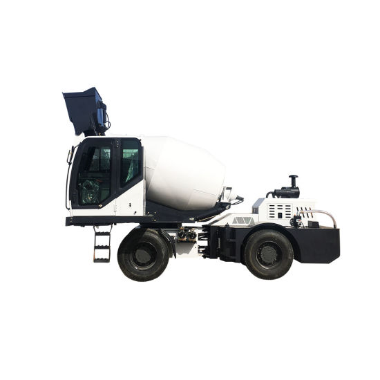 Electric Portable Cement Concrete Mixer Machine Concrete Feed Mixer