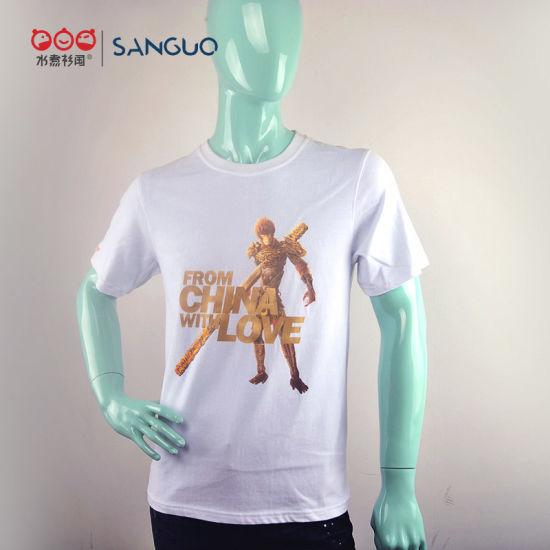 Customized Fashion Clothing High Quality OEM 100% Cotton T-Shirt
