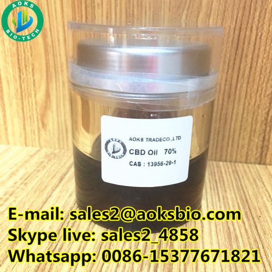 China Cbd Oil Bulk Powder Extract/Cbd Oil Cannabidiol
