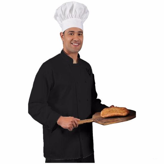 Customized Fashion Long Sleeve Unisex Chef Coat Uniforms