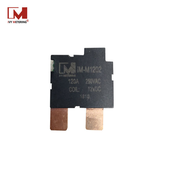Im-M1202 120A 12VDC Motor Latching Relay with Compact Size