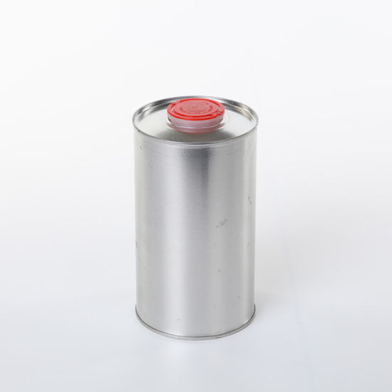 Small Green Tea Metal Tin Can for Sale